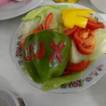 Leckere Verpflegung auf einer Juxi-Reise