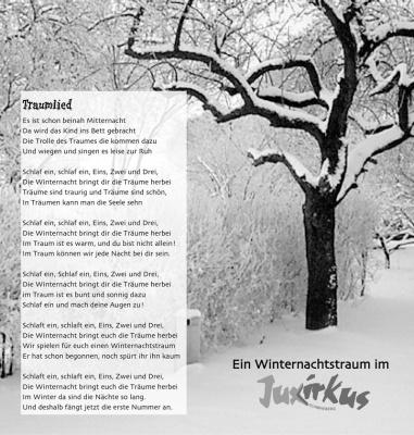 Winterprogramm 04/05