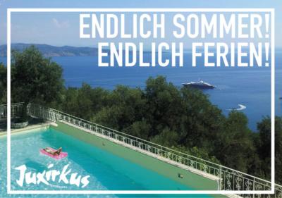 Programmheft 2016 | Endlich Sommer! Endlich Ferien!
