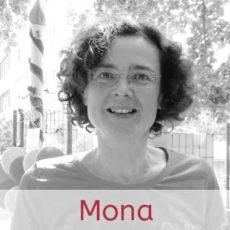 Mona ··· Sozialwissenschaftlerin, Juxirkus-Leiterin und Finanz-Jongleuse mit ausgeprägter Liebe zu Ausdauerläufen in der Natur